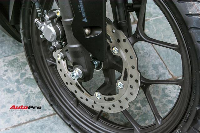 Chi tiết Honda Winner X màu mới vừa về đại lý - Đối thủ khó nhằn của Yamaha Exciter - Ảnh 10.