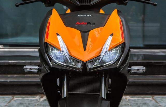 Chi tiết Honda Winner X màu mới vừa về đại lý - Đối thủ khó nhằn của Yamaha Exciter - Ảnh 5.