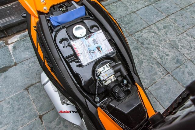 Chi tiết Honda Winner X màu mới vừa về đại lý - Đối thủ khó nhằn của Yamaha Exciter - Ảnh 13.