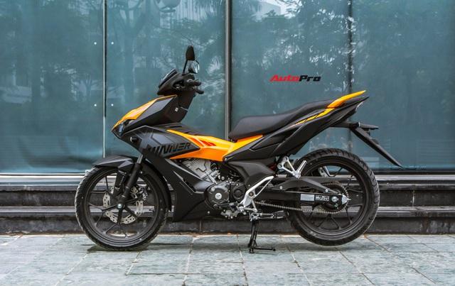 Chi tiết Honda Winner X màu mới vừa về đại lý - Đối thủ khó nhằn của Yamaha Exciter - Ảnh 2.
