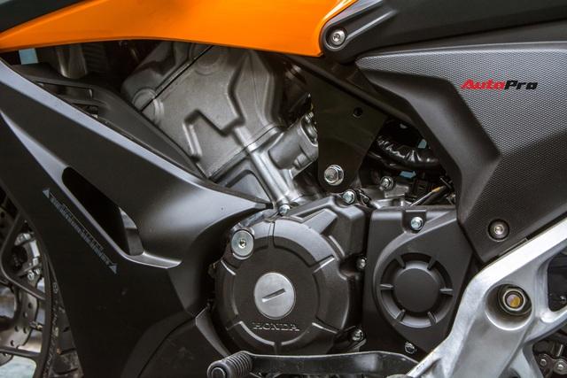 Chi tiết Honda Winner X màu mới vừa về đại lý - Đối thủ khó nhằn của Yamaha Exciter - Ảnh 14.