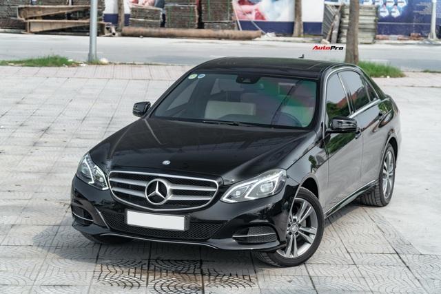 Chỉ sau 5 năm, Mercedes-Benz E-Class nay còn rẻ hơn Toyota Camry cả chục triệu đồng - Ảnh 9.