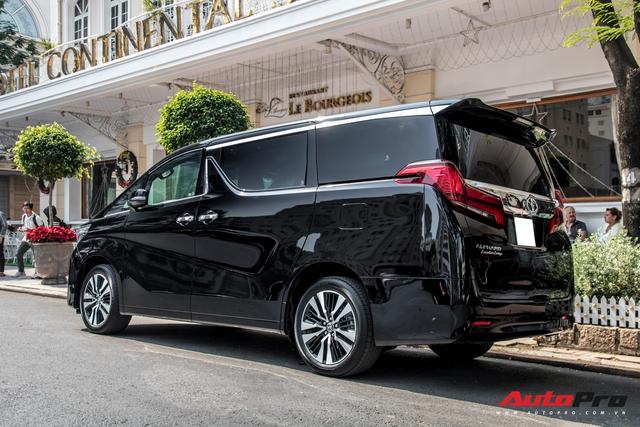 Sau tuyên bố giải nghệ, ca sĩ Tuấn Hưng tậu Toyota Alphard giá hơn 4 tỷ đồng - Ảnh 6.
