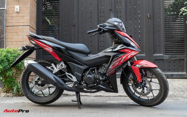 Honda Supra GTR V2 2020 giá 56 triệu đồng tại Việt Nam - món lạ cho người thích xe nhập - Ảnh 3.