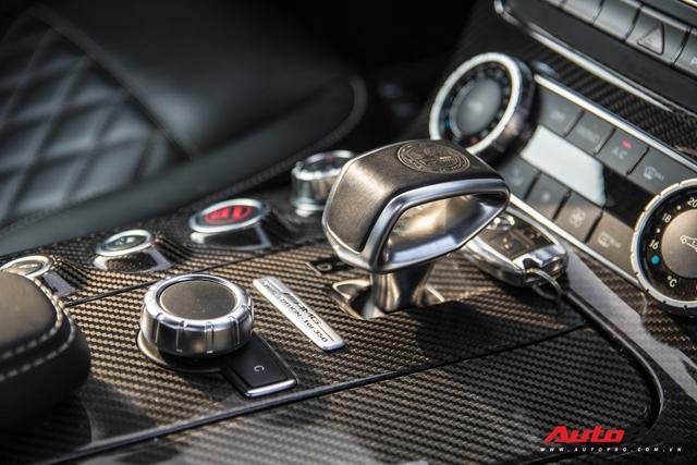 Ông Đặng Lê Nguyên Vũ bất ngờ tậu siêu xe Mercedes-AMG SLS GT Final Edition độc nhất Việt Nam từ nhà chồng Hà Tăng - Ảnh 15.