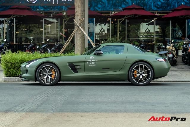 Ông Đặng Lê Nguyên Vũ bất ngờ tậu siêu xe Mercedes-AMG SLS GT Final Edition độc nhất Việt Nam từ nhà chồng Hà Tăng - Ảnh 4.