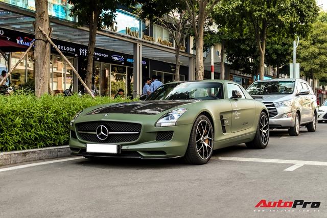 Ông Đặng Lê Nguyên Vũ bất ngờ tậu siêu xe Mercedes-AMG SLS GT Final Edition độc nhất Việt Nam từ nhà chồng Hà Tăng - Ảnh 5.