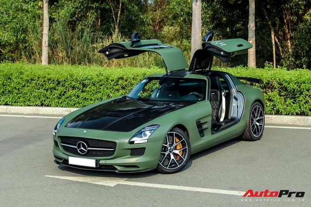 Ông Đặng Lê Nguyên Vũ bất ngờ tậu siêu xe Mercedes-AMG SLS GT Final Edition độc nhất Việt Nam từ nhà chồng Hà Tăng - Ảnh 7.