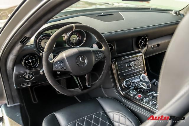 Ông Đặng Lê Nguyên Vũ bất ngờ tậu siêu xe Mercedes-AMG SLS GT Final Edition độc nhất Việt Nam từ nhà chồng Hà Tăng - Ảnh 11.
