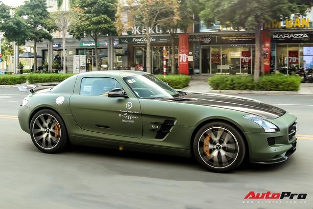 Ông Đặng Lê Nguyên Vũ bất ngờ tậu siêu xe Mercedes-AMG SLS GT Final Edition độc nhất Việt Nam từ nhà chồng Hà Tăng - Ảnh 20.