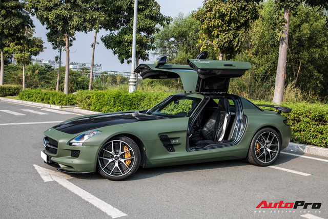 Ông Đặng Lê Nguyên Vũ bất ngờ tậu siêu xe Mercedes-AMG SLS GT Final Edition độc nhất Việt Nam từ nhà chồng Hà Tăng - Ảnh 8.