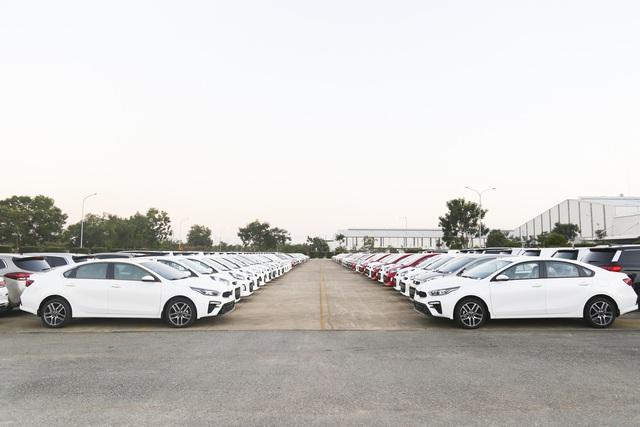 THACO xuất khẩu cả trăm chiếc Kia Cerato 'miễn thuế' sang Myanmar, tính bán cả nghìn xe ra ngoài Việt Nam năm 2020 - Ảnh 4.
