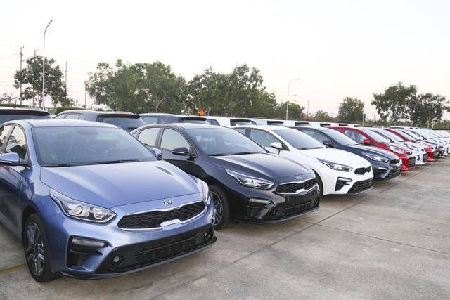 Trường Hải, VinFast, TC Motor đưa ô tô Việt vượt biển lớn, tấn công mọi thị trường từ ASEAN đến Mỹ và châu Âu - Ảnh 2.