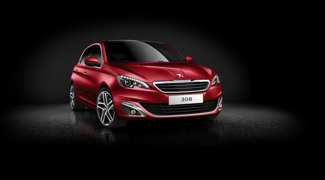 Peugeot 308 mới dần lộ diện, đối đầu Ford Focus và Toyota Corolla hatchback - Ảnh 1.
