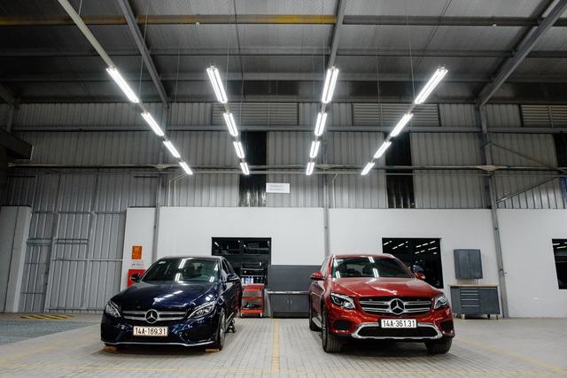 Mercedes-Benz ngày càng bỏ xa BMW về số lượng đại lý tại Việt Nam - Ảnh 4.