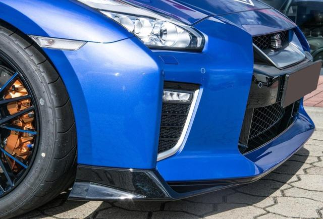 Nissan GT-R phiên bản giới hạn chào hàng đại gia Việt, giá hơn 4,6 tỷ đồng - Ảnh 6.