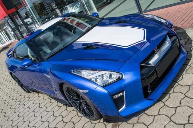 Nissan GT-R phiên bản giới hạn chào hàng đại gia Việt, giá hơn 4,6 tỷ đồng - Ảnh 5.