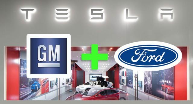 Elon Musk lại được dịp nổ: Tesla mà bán thì được giá bằng Ford và GM cộng lại - Ảnh 1.