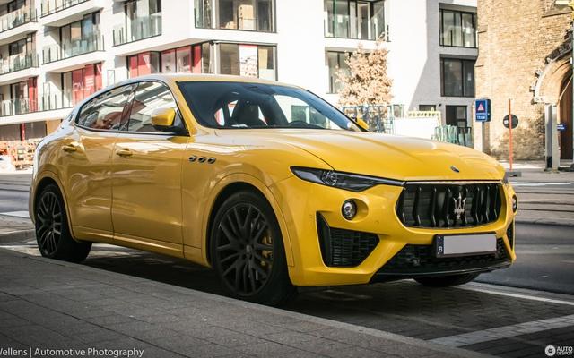 Maserati Việt Nam chơi lớn: Giảm giá cao nhất hơn 1,4 tỷ đồng cho khách hàng mua Levante - Ảnh 1.