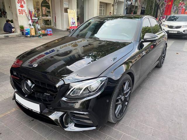 Sau tâm huyết độ E 63 AMG, chủ Mercedes-Benz E 300 nhập Đức bán lại giá gần 2,4 tỷ đồng, tuyên bố bớt gần trăm triệu nếu về zin - Ảnh 5.