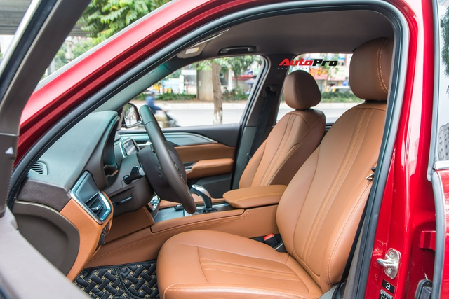 Mới chạy 3.000km, chủ xe VinFast Lux SA2.0 đã bán lại với giá hơn 1,5 tỷ đồng - Ảnh 9.