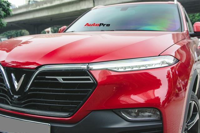 Mới chạy 3.000km, chủ xe VinFast Lux SA2.0 đã bán lại với giá hơn 1,5 tỷ đồng - Ảnh 2.