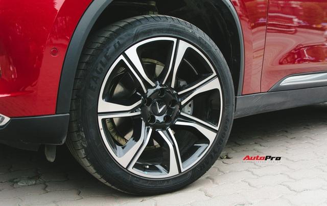 Mới chạy 3.000km, chủ xe VinFast Lux SA2.0 đã bán lại với giá hơn 1,5 tỷ đồng - Ảnh 5.