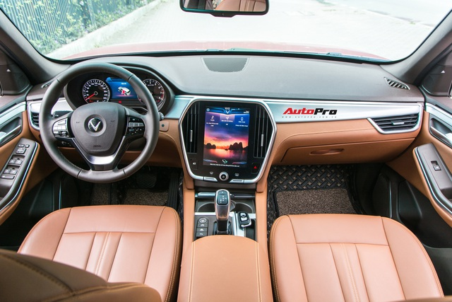 Mới chạy 3.000km, chủ xe VinFast Lux SA2.0 đã bán lại với giá hơn 1,5 tỷ đồng - Ảnh 8.