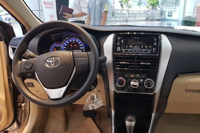 Đại lý nhận đặt cọc Toyota Vios 2020, tiết lộ nhiều trang bị mới, hứa hẹn giao trước Tết - Ảnh 3.