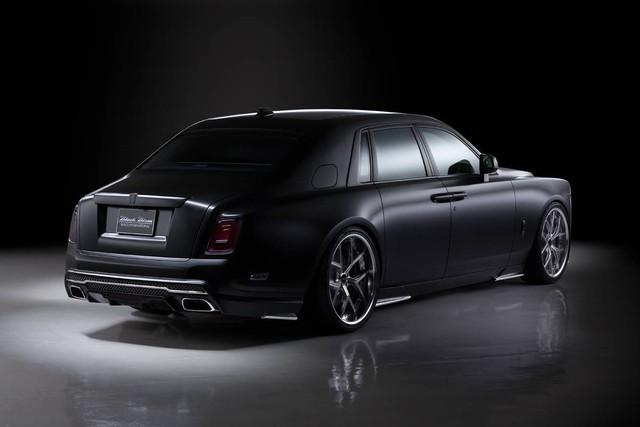 Những chiếc siêu xe Rolls-Royce Phantom độc đáo nhất thế giới - Ảnh 12.