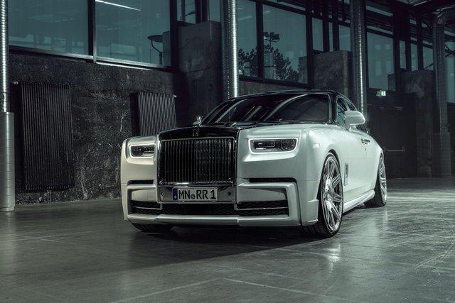 Những chiếc siêu xe Rolls-Royce Phantom độc đáo nhất thế giới - Ảnh 13.