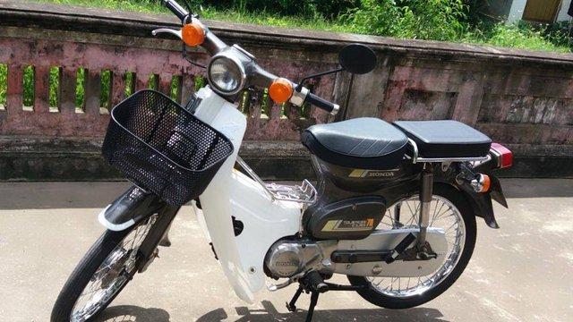 Những mẫu xe máy Thái huyền thoại từng được người Việt săn đón, ước ao - Ảnh 4.