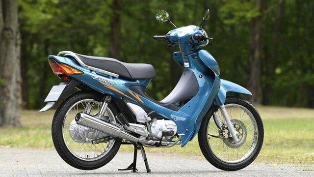 Những mẫu xe máy Thái huyền thoại từng được người Việt săn đón, ước ao - Ảnh 5.