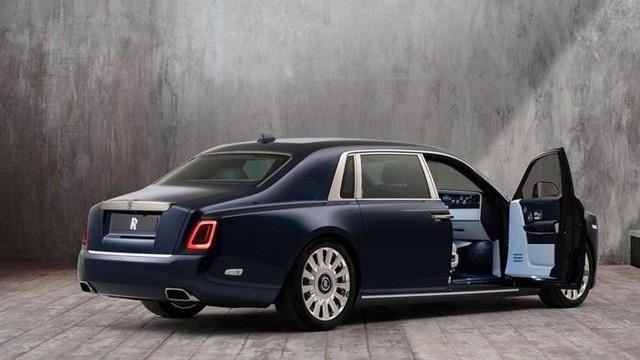 Những chiếc siêu xe Rolls-Royce Phantom độc đáo nhất thế giới - Ảnh 5.