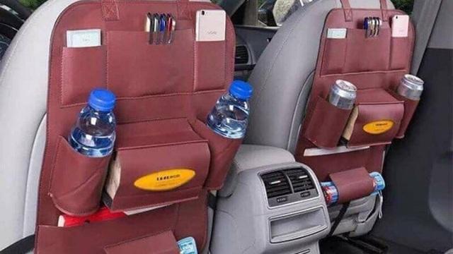 Một số mẹo đơn giản làm sạch nội thất xe ô tô - Ảnh 8.