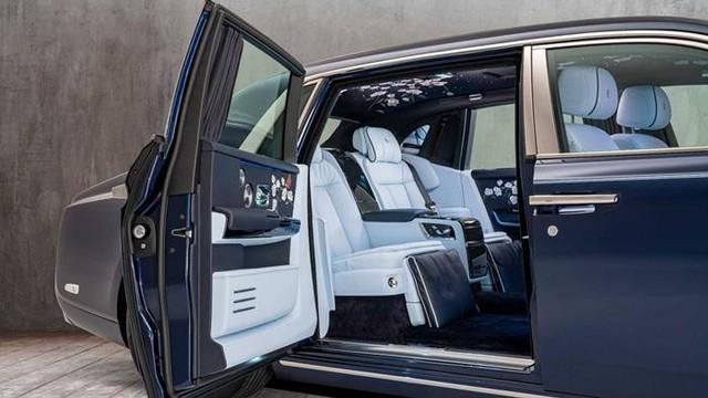 Những chiếc siêu xe Rolls-Royce Phantom độc đáo nhất thế giới - Ảnh 7.