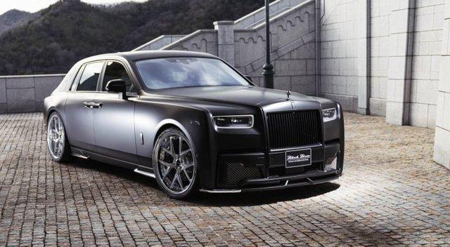 Những chiếc siêu xe Rolls-Royce Phantom độc đáo nhất thế giới - Ảnh 10.