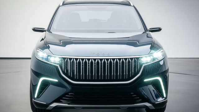 Thổ Nhĩ Kỳ hé lộ xe 'quốc dân' long lanh với một số điểm chung với VinFast Lux