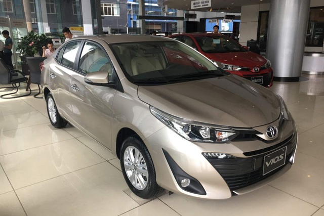 Đại lý nhận đặt cọc Toyota Vios 2020, tiết lộ nhiều trang bị mới, hứa hẹn giao trước Tết - Ảnh 5.