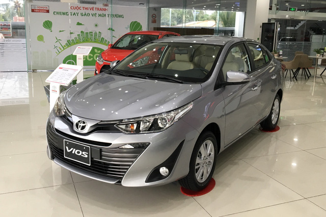 Đại lý nhận đặt cọc Toyota Vios 2020, tiết lộ nhiều trang bị mới, hứa hẹn giao trước Tết - Ảnh 1.
