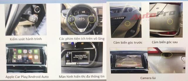 Đại lý nhận đặt cọc Toyota Vios 2020, tiết lộ nhiều trang bị mới, hứa hẹn giao trước Tết - Ảnh 2.