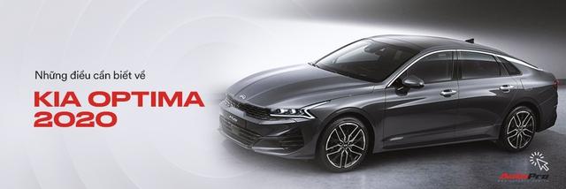 Đánh giá Kia Optima 2020 sắp về Việt Nam: Chỉ mong THACO không cắt bỏ option nào và định giá tốt để đấu lại Toyota Camry - Ảnh 13.
