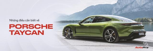Đánh giá Porsche Taycan sắp về Việt Nam: Siêu phẩm có gót chân A-sin - Ảnh 11.