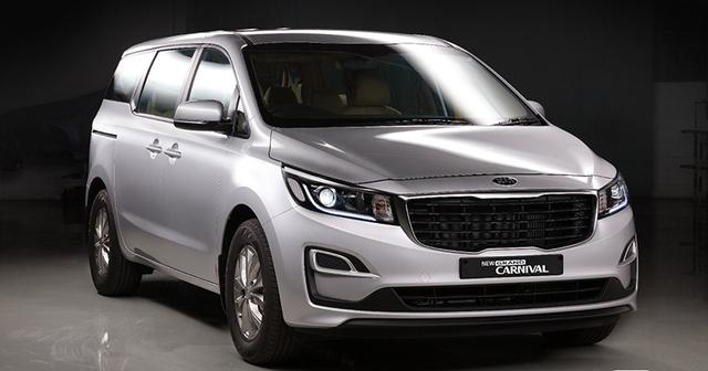 THACO xuất khẩu Kia Sedona sang Thái Lan: Giá rẻ hơn 170 triệu đồng, trang bị miên man hơn xe nhập Hàn Quốc - Ảnh 1.