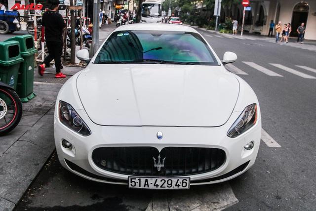 Maserati GranTurismo từng của ông chủ Trung Nguyên tái xuất với diện mạo khác lạ cùng ống xả hàng hiệu - Ảnh 3.