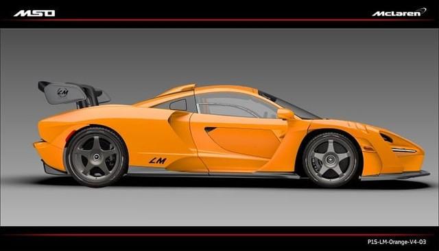 McLaren Senna lộ hàng phiên bản đặc biệt mới: Bên trong còn ấn tượng hơn - Ảnh 4.