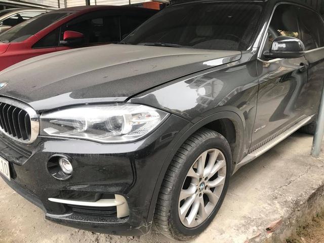 BMW X5 bán lại ngang giá VinFast Lux SA2.0, tình trạng xe gây xót xa - Ảnh 4.
