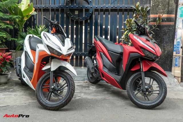 Cao hơn gần 40 triệu đồng, Honda Click 150 nhập Thái có gì khác biệt so với Vario? - Ảnh 2.