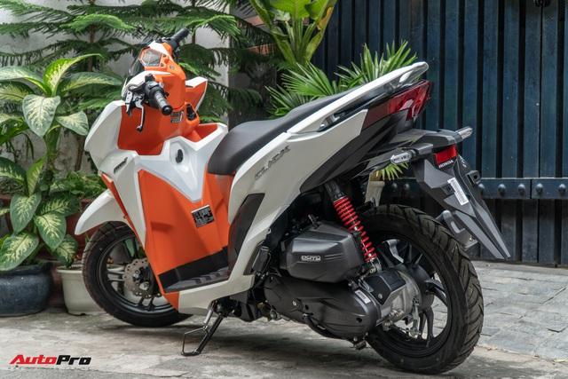 Cao hơn gần 40 triệu đồng, Honda Click 150 nhập Thái có gì khác biệt so với Vario? - Ảnh 7.