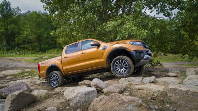 Ford Ranger sắp có tính năng 'vụn bánh mỳ' và đây là những điều cần biết
